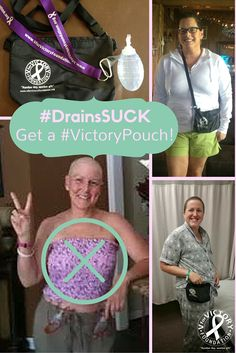 Don't let your drains weigh you down! Get a #VictoryPouch at…