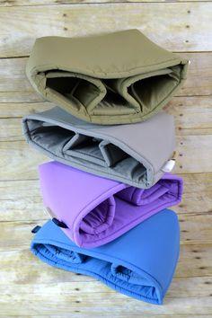 Mens or Womens Camera Bag waterproof khaki tan for by DarbyMack