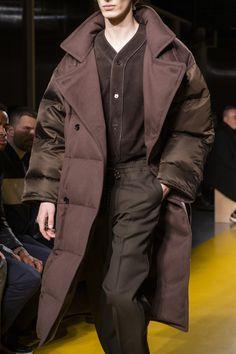 Boss Fall 2018 Men's Fashion Show Details