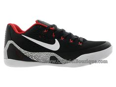 Chaussures Nike BasketBall Pas Cher Pour Femme Officiel Nike Kobe 9/IX Low Noir/