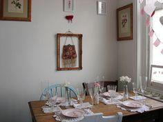 Mesas decoradas | GAAYA arte e decoração
