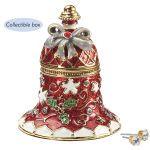 Christmas Bell Collectible Box