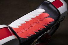 ROYAL ENFIELD MAORI - RocketGarage Cafe Racer
