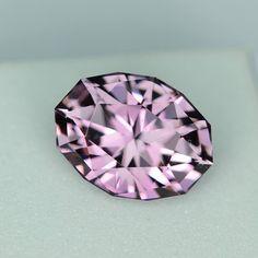 MJ2756 - 4.57ct purple/pink Spinel - Burma 11.95 x 8.96 x 6.62 mm eye clean, custom cut, $765 including shipping