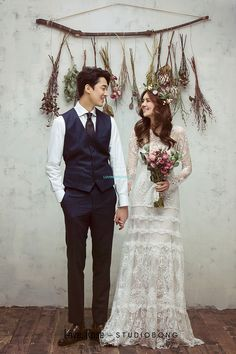 ST.BONG [LOVE, ROSE] - KOREA PRE-WEDDING PHOTOSHOOT by LOVINGYOU