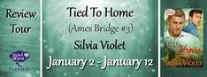 Sexy Erotic Xciting: S.E.X. Review~ Tied to Home by Silvia Violet