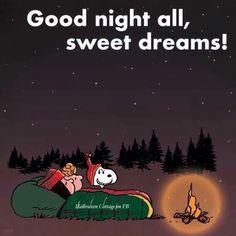 Good night ,bona nit, buenas noches  A H