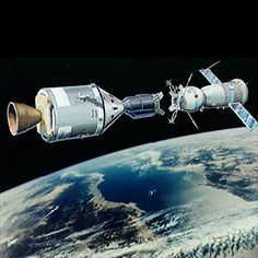 S73-02395 -- Apollo Soyuz