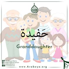 Celebrating International Day Of Families, there you are some of the Family members in Modern Standard Arabic ‍‍  #Family #InternationalDayOfFamilies #FamilyMembers #ModernStandardArabic #ArabicLanguage #LearnArabic #ILoveMyFamily #Mother #Father #Husband #Wife #Uncle #Aunt #Grandfather #Grandmother #Grandson #Granddaughter