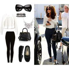 """Selena GOMEZ outfit"" by santos-elsa on Polyvore"