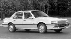 1982 Cadillac Cimarron Top Gear's worst cars in the world