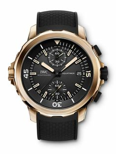 IWC Aquatimer Edition 'Expedition Charles Darwin'