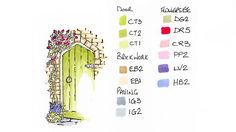 Gallery - Spectrum Noir Colouring System from Crafter's Companion Spectrum Noir Pencils, Spectrum Noir Markers, Ink Pen Art, Marker Art, Alcohol Markers, Copic Markers, Alcohol Inks, Noir Color, Exercises