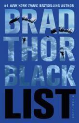 Black List: A Thriller by Brad Thor Paperback Book