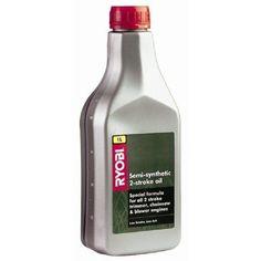 ICYMI: Ryobi RGA002 Two Stroke Oil for all Two Stroke Products, 1 L