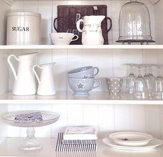 #RMhome #kitchen #cool #kast #opbergkast #sugar #plates #riviera #maison
