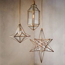 west elm's lighting sale includes lamps, pendant lights and more. Update the home with stylish accents from west elm's lighting sale. Lighting Sale, Home Lighting, Modern Lighting, Pendant Lighting Bedroom, Pendant Light Fixtures, Pendant Lights, Star Pendant, Glass Pendant Light, Lantern Pendant