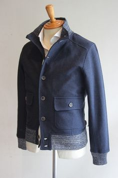Ring Jacket - Downeast and out GT Casual Outfits, Men Casual, Mens Style Guide, Bike Style, Autumn Winter Fashion, Winter Style, Fall Winter, Work Wear, Men Sweater