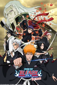 Bleach Movie 1 – Memories of Nobody Anime Ger-Dub