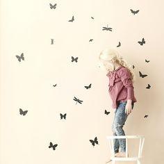 """Vinilo """"Mini Butterflies"""" - Ferm Living"""