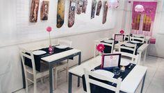 IO dining room, cocina internacional creativa en el Carmen | DolceCity.com