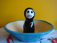 #death #ceramics by Sessi #Bee