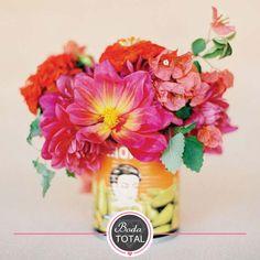 ¡Hacer decoración #MexicanChic es más sencillo de lo que parece! Da click y aprende con #BodaTotalTips