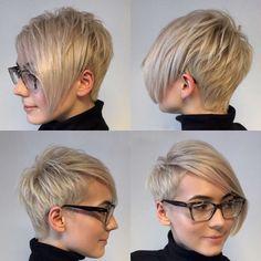 Angelica Kurz Frisuren (1) - Frisuren Stil Haar
