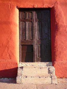 Rojo atardecer/pichidangui