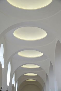 Renovation of the St Moritz Church in Augsburg, Germany by John Pawson _