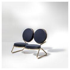 David Adjaye - Double Zero chair for Moroso [2015]