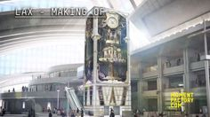 Moment Factory making-of: LAX new terminal, the largest immersive system in an airport. momentfactory.com --- View the making-of where Momen...