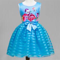 $9.90 (Buy here: https://alitems.com/g/1e8d114494ebda23ff8b16525dc3e8/?i=5&ulp=https%3A%2F%2Fwww.aliexpress.com%2Fitem%2FSummer-2016-My-Littl-Poni-Dresses-Girls-Pony-Clothing-Flower-Kids-Dresses-for-Girl-Wedding-Party%2F32725042510.html ) Summer 2017 My Littl Poni Dresses Girls Pony Clothing Flower Kids Dresses for Girl Wedding Party Costume My Pony Cartoon Clothes for just $9.90