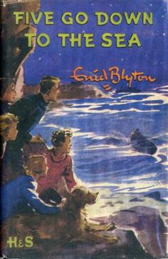 Magical memories of reading ALL The Famous Five books by Enid Blyton when I was a child.