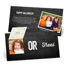 #Halloween Photo Cards -- Open If You Dare Pop Up #costumes #trickortreat