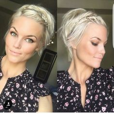 "3,406 Likes, 78 Comments - Short Hairstyles   Pixie Cut (@nothingbutpixies) on Instagram: ""@emilyandersonstyling with great new style"""