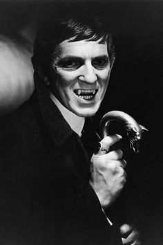"""Jonathan Frid (Barnabas Collins on """"Dark Shadows"""") - RIP   I remember coming home from school to watch this on tv"""