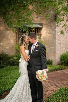 Beautiful Lace wedding dress by Jim Hjelm for my wedding someday by gaby.elis