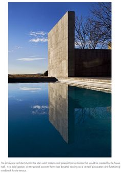 Galisteo Modern | North Central, New Mexico Landscape Architecture By Design  Workshop | Water Features | Pinterest | Architecture, Libraries And  Landscapes