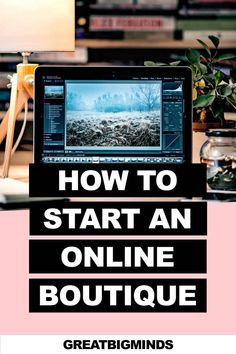 Learn how to start online boutique business in 6 simple steps. By the end of this step by step tutorial, you would have learned how to build a profitable online clothing boutique today. Read more inside. #onlinestore #onlineboutique #onlineclothingboutique #onlineboutiquebusiness #ecommerce Starting An Online Boutique, Selling Online, Online Income, Earn Money Online, Business Tips, Online Business, Online Clothing Boutiques, Starting A Business, Ecommerce