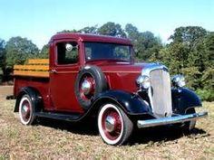 1935 chevy truck