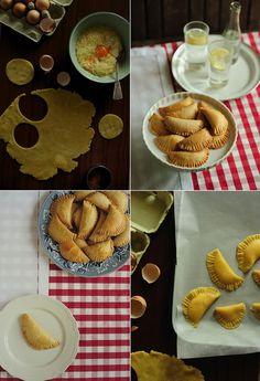 Shortbread Cheese Pies