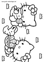 Hello kitty easter coloring pages to print Hello Kitty (Japanese: ハロー・キティ, Hepburn: Harō Kiti), also known by her full name Kitty White (キティ・ホワイト, Kiti Howaito), is a fictional character produc. Hello Kitty Colouring Pages, Easter Bunny Colouring, Bunny Coloring Pages, Coloring Pages For Boys, Coloring Pages To Print, Coloring Books, Egg Coloring, Easter Coloring Pages Printable, Christmas Coloring Pages