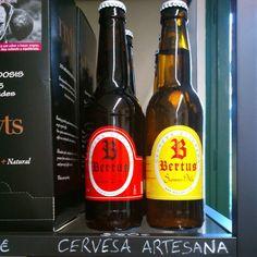 Bertus cerveza artesanal producida en Rubí. #cerveza #cervezaartesanal #rubi #malta #bertus #cervezas #cervesa #birra #beer #instacerveza #igers #igerbarcelona #instamoment #instantmoment