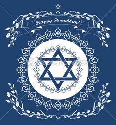 Jewish Hanukkah holiday background with magen david star — Imagen vectorial #13901757 Menorah, Jewish Hanukkah, Hanukkah Cards, Jewish Crafts, Jewish Art, Hanukkah Blessings, Jewish Beliefs, Shabbat Shalom Images, Happy Hannukah
