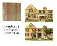 Open House Miniatures, Pretty Village