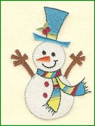 Whimsical Christmas 4x4- 4 Designs! | Christmas | Machine Embroidery Designs | SWAKembroidery.com Designs by Juju