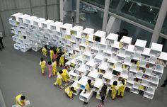 BIG, INABA, MAD, mass studies: urban plan proposal for ansan city south korea