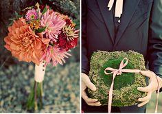 """ A Midsummer Night's Dream"" inspired wedding from Ruffled"