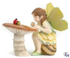 Butterfly Fairies Figurine - Yours Faithfully by Country Artists
